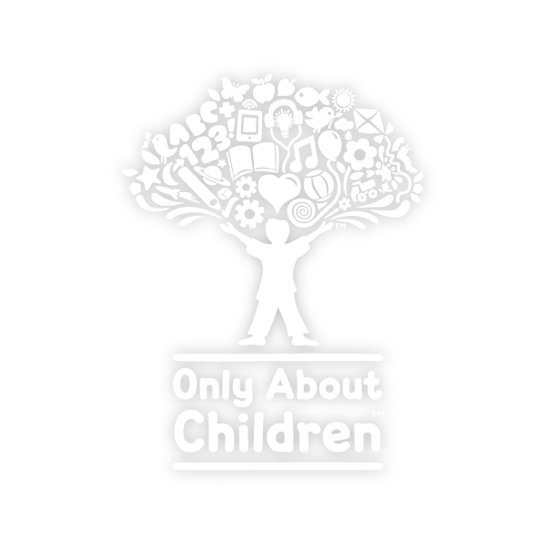 Only About Children Business Logo