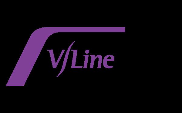 V/Line logo