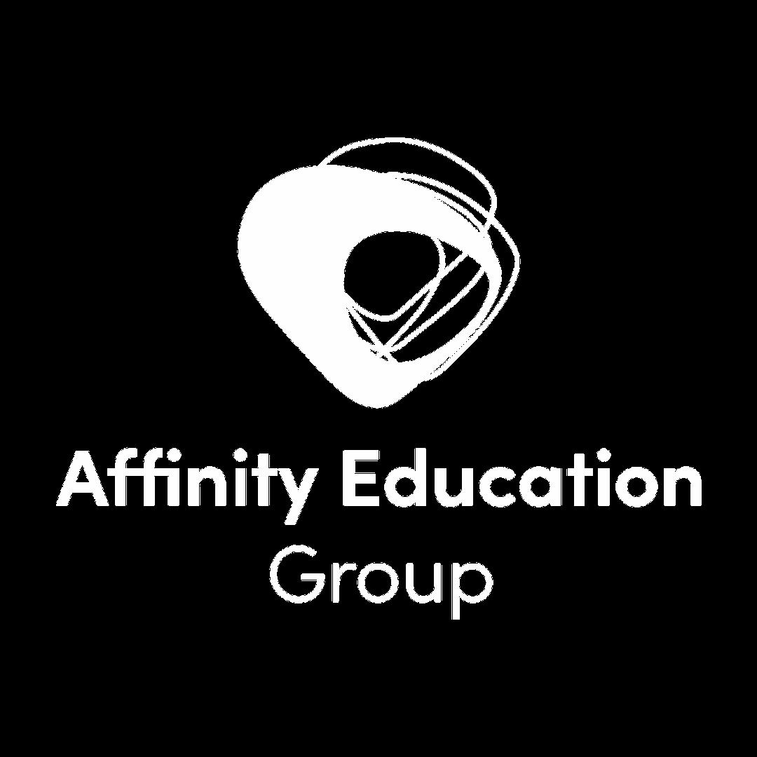 Affinity Education Business Logo
