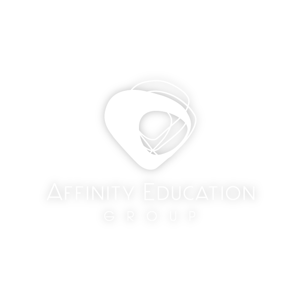 Affinity Education Group Business Logo