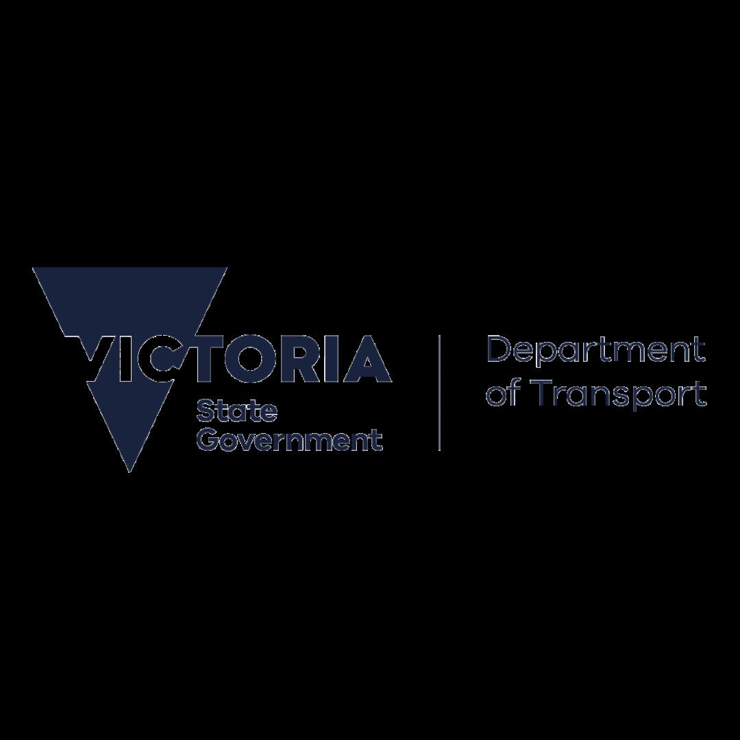Dept. of Transport | Victoria logo