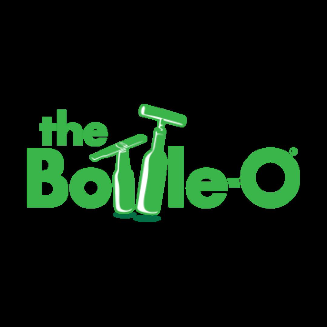 The Bottle-O Logo